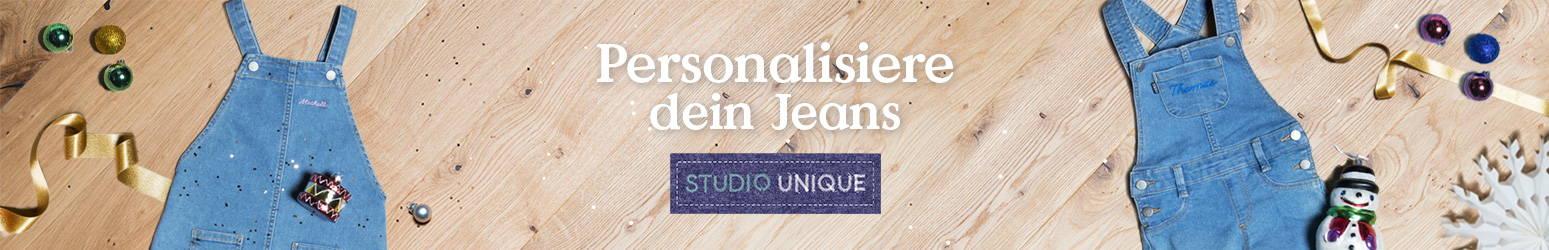 Personalisiere Jeans baby