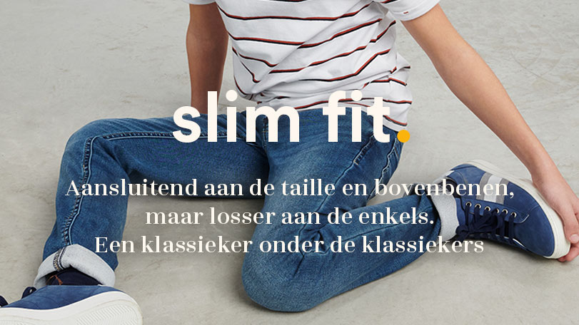 slim denim fit